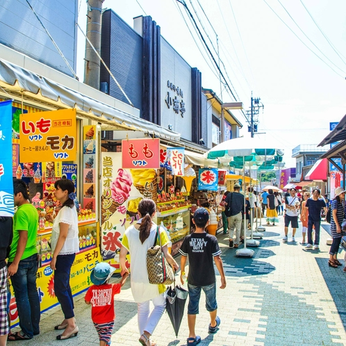 ■東尋坊商店街<イメージ>