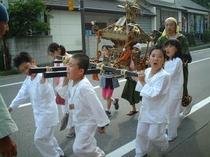 白根神社祭