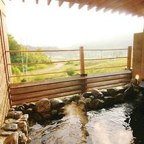 ◆温泉露天風呂