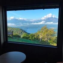 ◆野尻湖テラスカフェ *期間限定営業