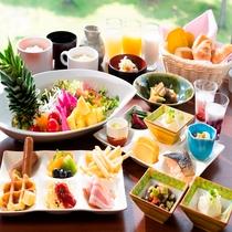 ◆和洋20種類の朝食バイキング *イメージ