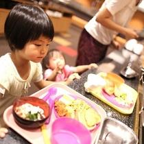 ◆選んで楽しいバイキング☆夕食のお料理は和洋中40種類☆