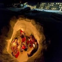 ◆雪上夜の探偵団 *当日予約制 ナイター営業日のみ開催