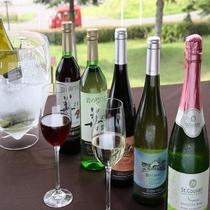 ◆大好評♪地酒やワインの飲み比べセット*コースレストランのみで提供 *イメージ