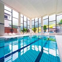 ◆ジャグジー付室内プール *メンテナンスの為、休業する期間がございます。