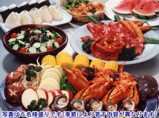 【ペット不可】本館泊☆〜夕食は海鮮&お肉のバーベキューで〜