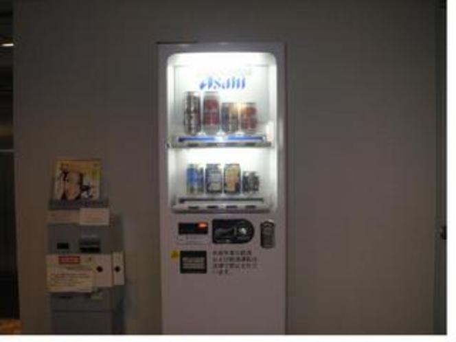 8階自動販売機