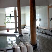 *大浴場でゆったり・・・日ごろの疲れを癒してください。