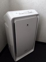 客室備品【加湿機能付き空気清浄機】