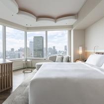 プレミアムコーナーキングルーム(29~31階・37平米)