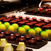 ホテルオリジナルチョコレート