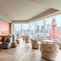 プレミアムクラブラウンジ(32階)※プレミアムクラブフロアご宿泊者さま専用