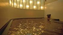 天然温泉(スパ&フィットネス内)