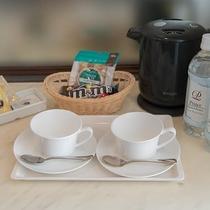 カップ・ケトル・スナック・お茶(パークフロア)