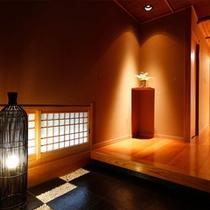 (★離れ☆)【Gタイプ:漱石】露天風呂・内風呂・サウナ・シャワールーム付