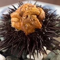 【別注料理】ウニ焼き