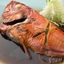 【別注料理】金目鯛の煮付