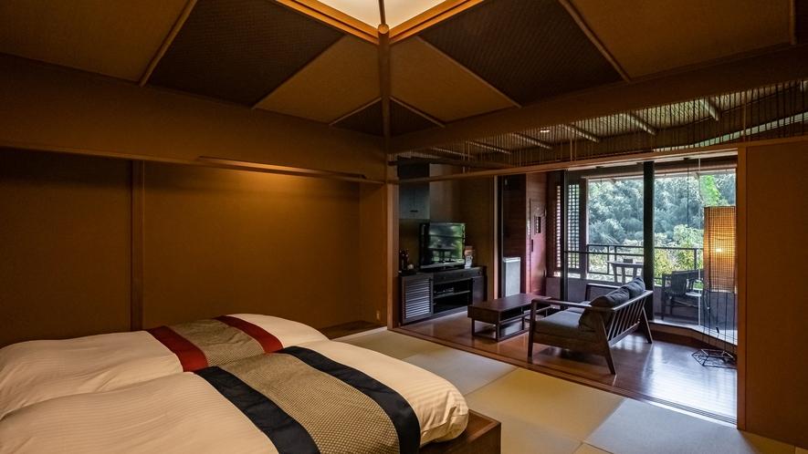 【Fタイプ:藤村】贅沢な空間で贅沢なひと時をお過ごしください。