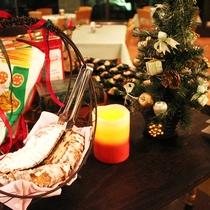 クリスマスブッフェ(イメージ)