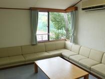 コテージ(138平米)和室×2間+洋室×1間+リビング付
