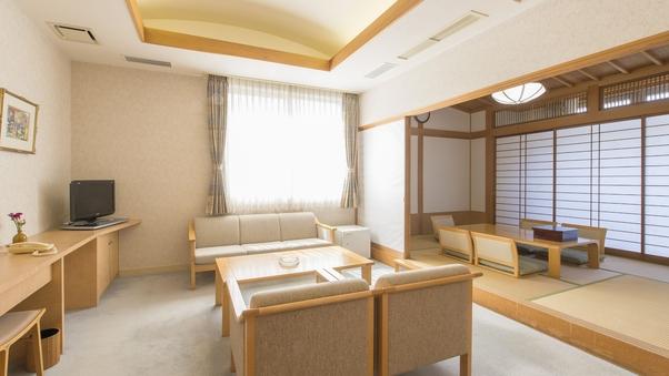 【禁煙】和洋室/62平米(抗菌畳・カーペット)