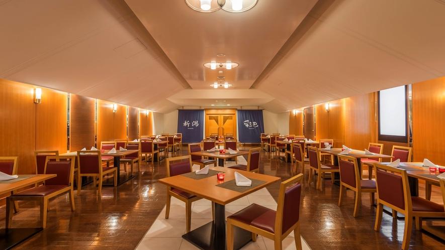 レストラン「彩巴」4F