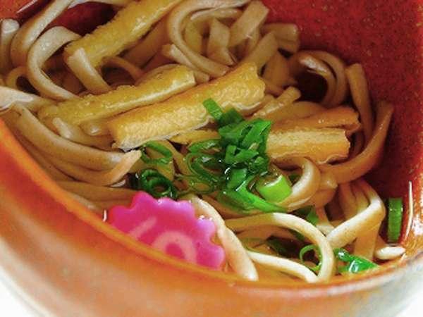 【祖谷そば】手打ちのお蕎麦は最高です。