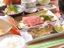 アユの塩焼きや、徳島ビーフをおなかいっぱいおめしあがりください☆