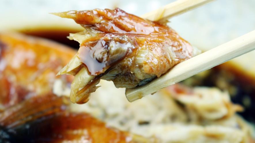 金目鯛の煮つけ 2