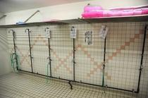 シャワーコーナー