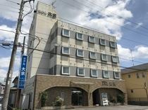 ビジネスホテル大京外観2♪