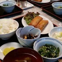 1-夕食1♪