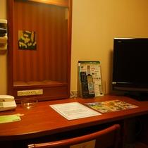 客室テーブル2
