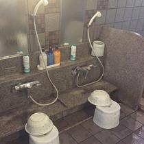◆男性浴場洗い場