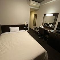 ◆コンフォートシングルルーム◆ベッドサイズ1,400×1,900◆WOWOW・BS視聴可能
