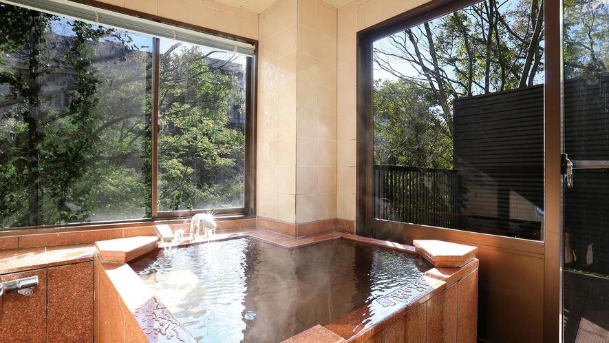 岩盤浴付貸切風呂 『日光の湯』(有料)