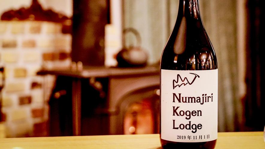 沼尻高原ロッジのオリジナルワイン