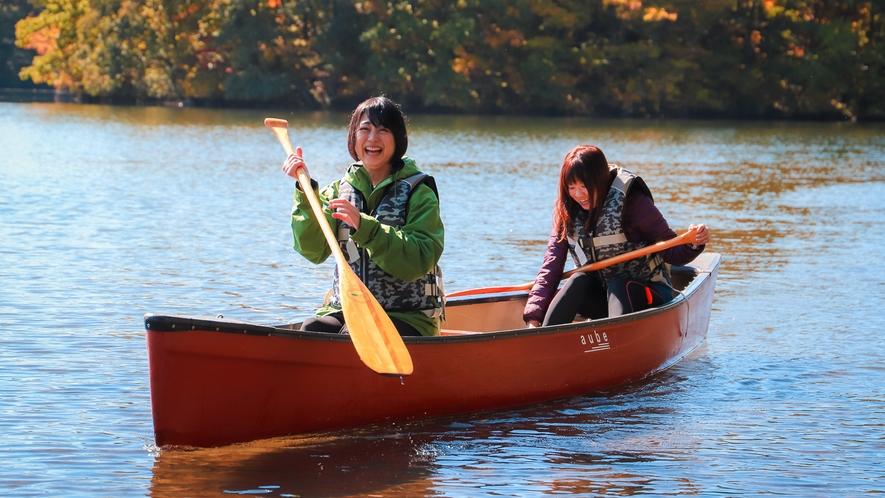 """【猪苗代湖】ボートで湖を満喫♪思い出に残る""""アウトドア体験""""をお楽しみください"""