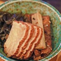 素朴ながらも会津の香り感じるお料理の数々