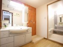 特別和洋室(3LDK)洗面所