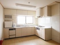 特別和洋室(3LDK)キッチン