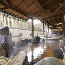 米塚温泉のしっとりとしたお湯