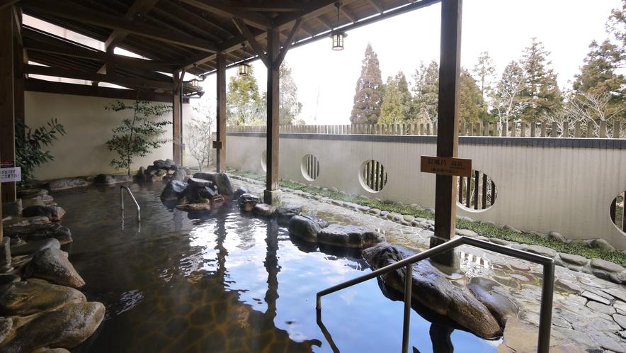 <大浴場>ご宿泊の際はぜひ朝風呂もお楽しみください