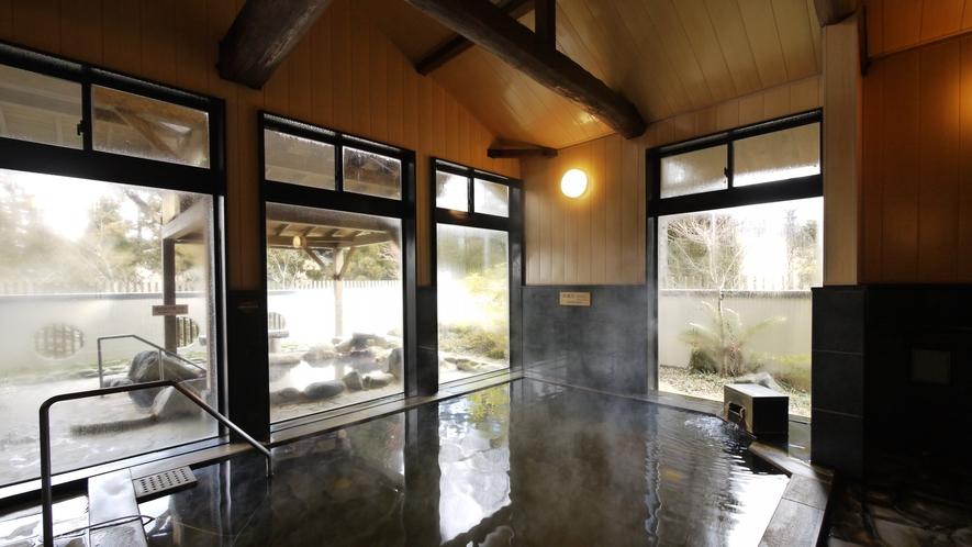 <大浴場>内湯、水風呂もございます