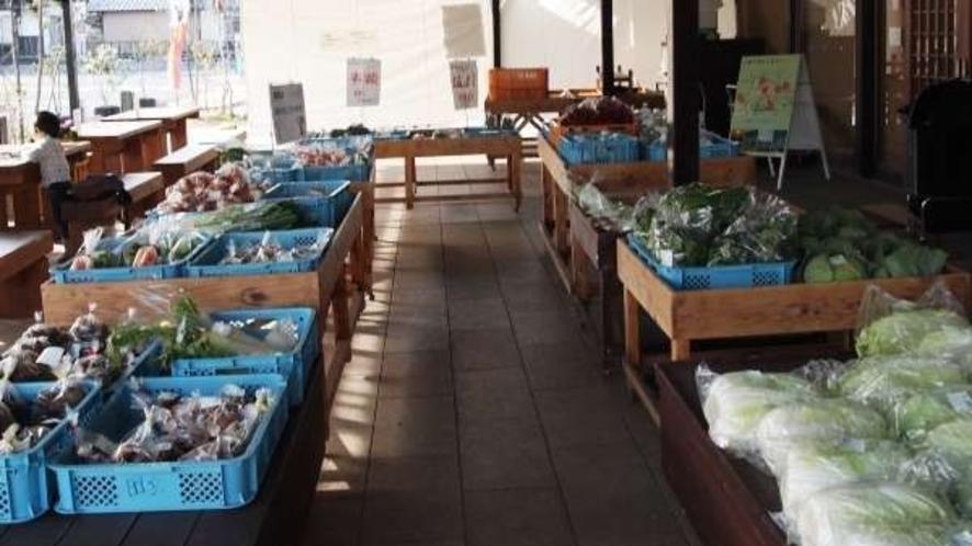 阿蘇駅 道の駅 新鮮な野菜がいっぱい!