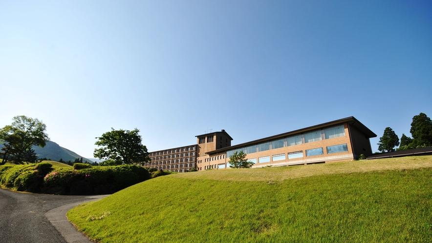 <阿蘇リゾートグランヴィリオホテル>米塚天然温泉 阿蘇リゾートグランヴィリオホテル