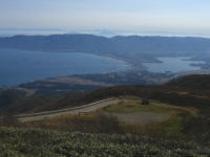 トンデン山からの眺望