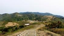尻立山山頂からの眺望