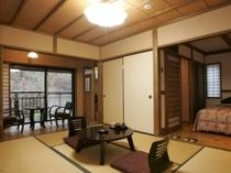 1階Bタイプ客室