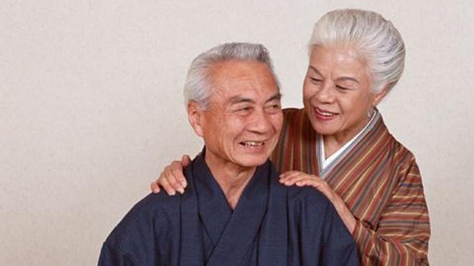 【長寿の記念】長寿の衣装貸出♪ホールケーキ&記念写真付/特別お祝い会席